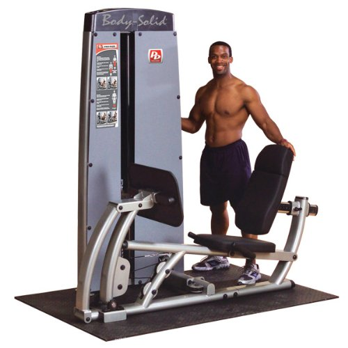 Body-Solid Pro Dual Leg and Calf Press Machine by Body-Solid