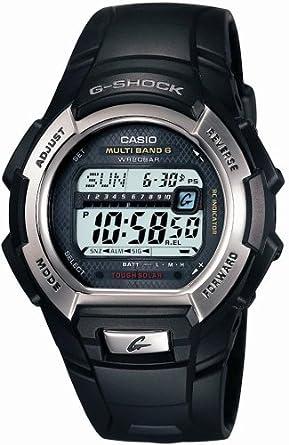 d4f42c8a08 Amazon | [カシオ]CASIO 腕時計 G-SHOCK ジーショック STANDARD タフソーラー 電波時計 MULTIBAND6 GW-M850-1JF  メンズ | 国内メーカー | 腕時計 通販