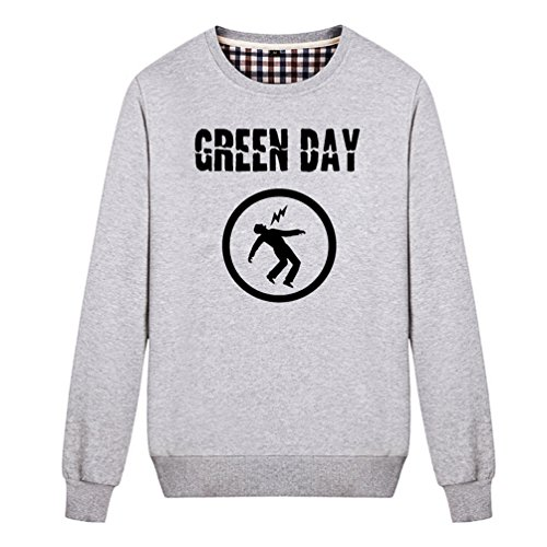 Discount Chimpanzee Green Day Warning Sweatshirt hot sale