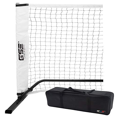 (GSE Games & Sports Expert Professional Portable Pickleball Net)