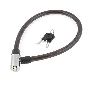 Aexit 24.8 Cable flexible negro Bicicleta Bicicleta Bicicleta ...