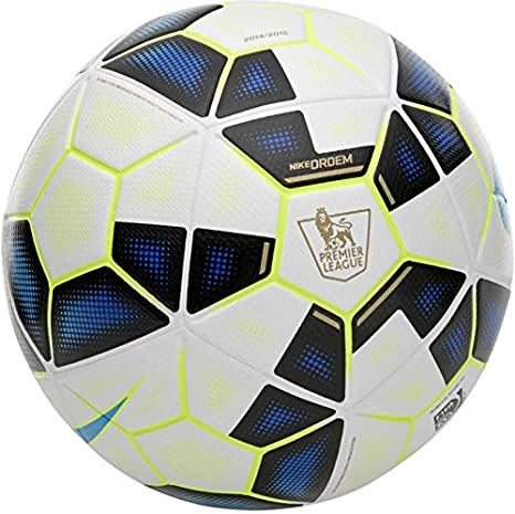Nike Ordem 2 Match Fútbol Premier League 2014 - 2015: Amazon.es ...
