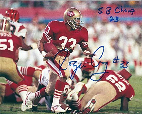 Autographed Roger Craig 8x10 San Francisco 49ers Photo ()