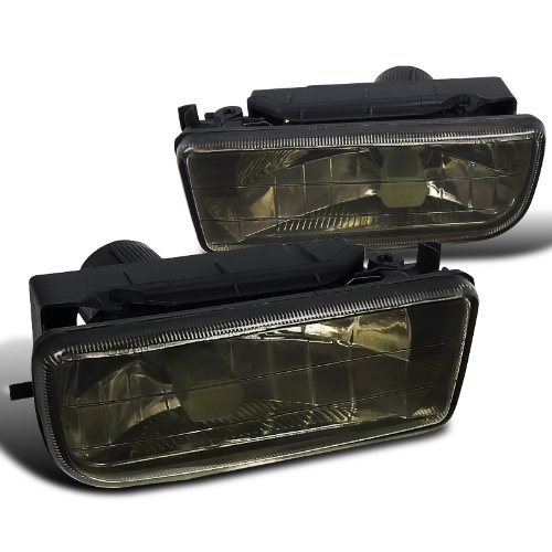 Bmw E36 318I 325I Smoke Bumper Fog Lights Pair M3 Bmw 318i Fog Light