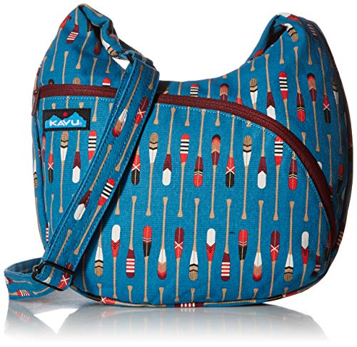 (KAVU Women's Sydney Satchel, Row House, One Size )