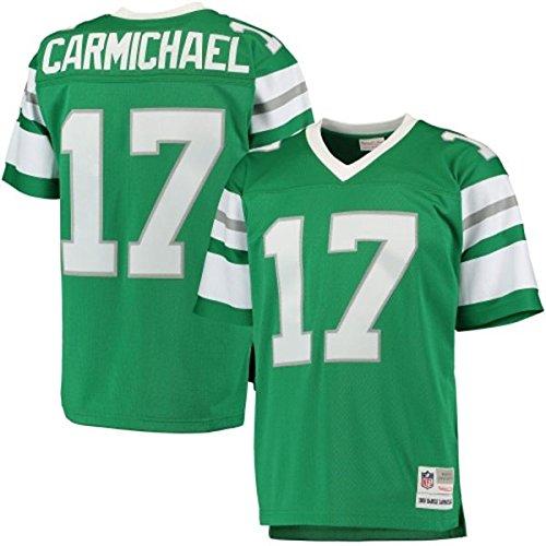 Philadelphia Eagles Harold Carmichael Green 1980 Mitchell & Ness Throwback Jersey (Medium)