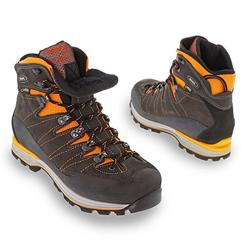 4 Air Meindl Orange 1 Chaussures Revolution De Randonnée anthracite qttBXOwR