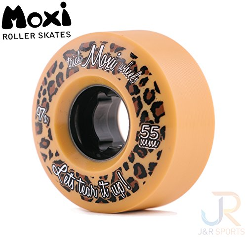 Riedell Moxi Trick Wheels 4 Set On Sale Realevaluation Com