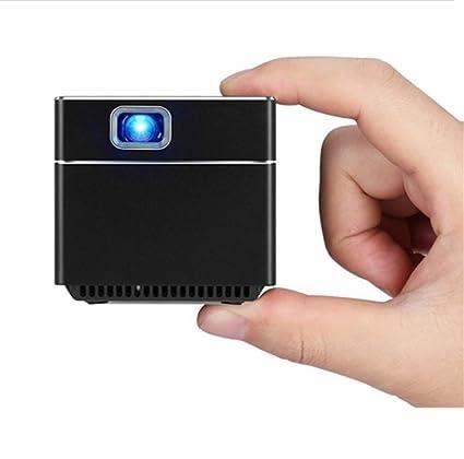 Amazon.com: Djsada-Zlll G7 Mini proyector portátil portátil ...