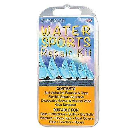 4 x Stormsure deportes acuáticos caja Kit de reparación pegamento ...