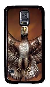 Eagle Hand Custom Samsung Galaxy S5 Case Cover - Polycarbonate - Black