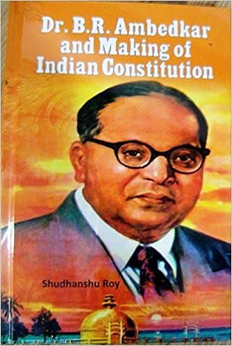 dr br ambedkar contribution indian constitution pdf