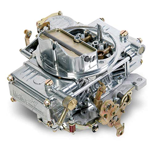 (Holley 0-1850sa Aluminum 600 CFM Four-Barrel Street Carburetor)