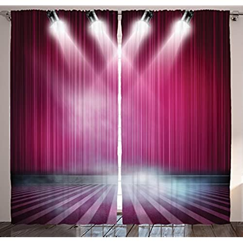 Designs for Stage Curtains: Amazon.com