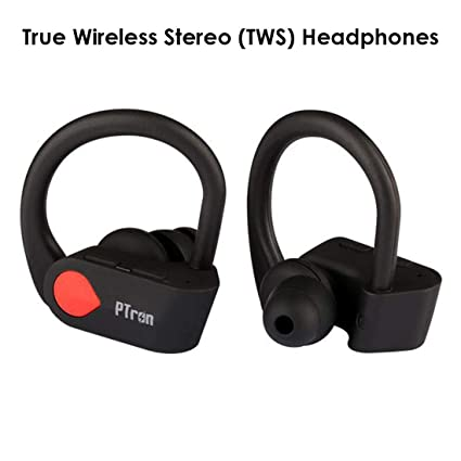 e5cf57045e8 PTron Twins Pro Headphone True Wireless Earphone in-Ear: Amazon.in:  Electronics
