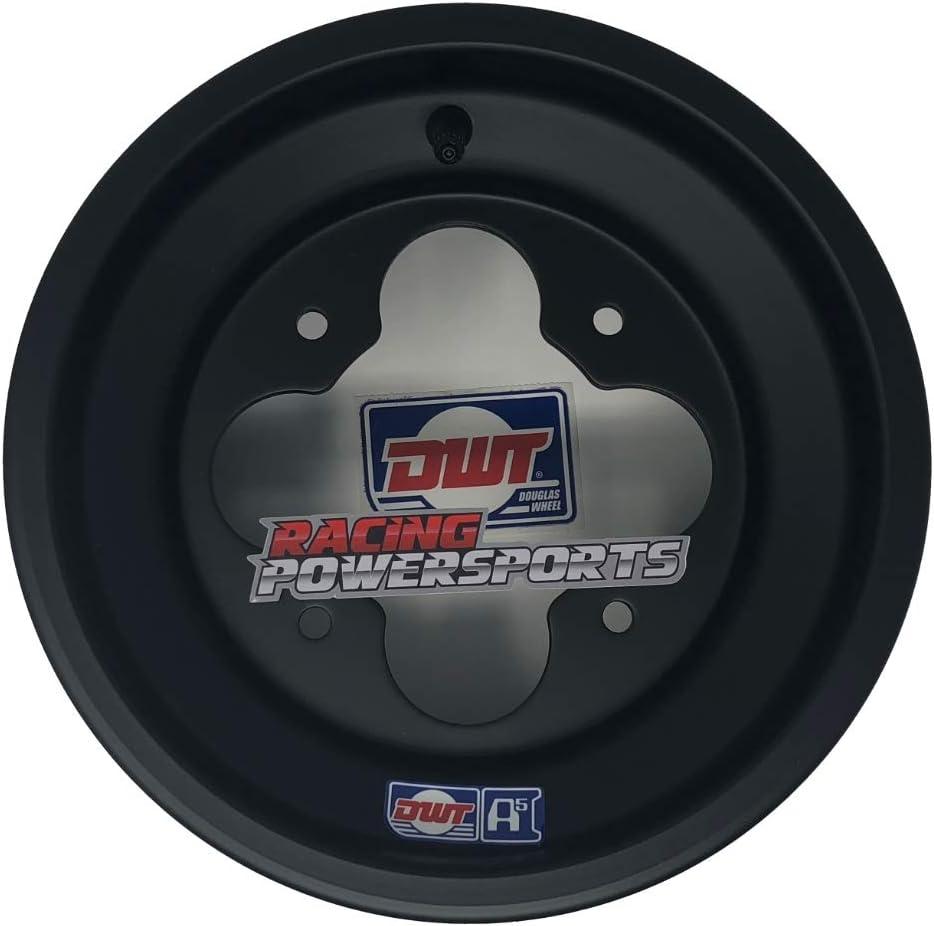 NEW Douglas rear wheel set 9x8 A5 BLACK Honda TRX250r 250r trx400ex 400ex