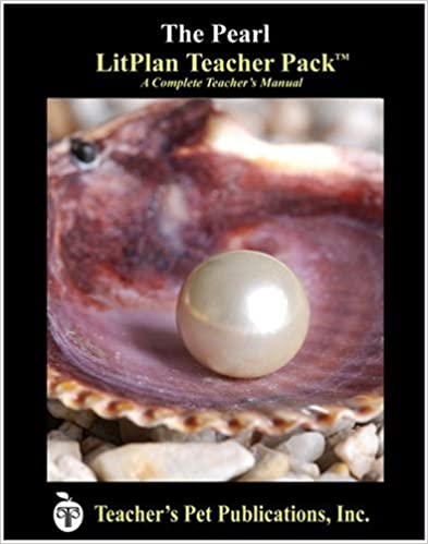The Pearl LitPlan - A Novel Unit Teacher Guide With Daily