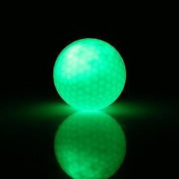 VGEBY1 Pelota de Golf del LED, Pelota de Golf electrónica de la ...