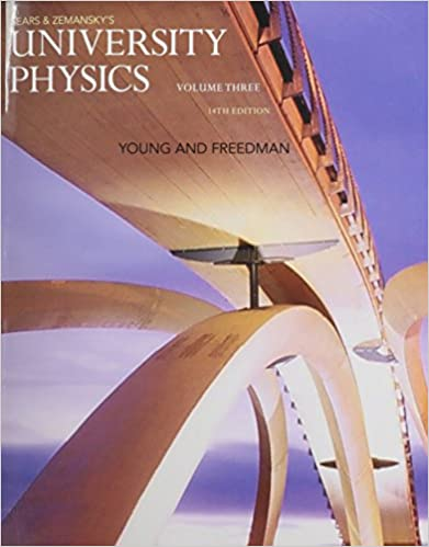 Amazon university physics with modern physics volume 3 chs amazon university physics with modern physics volume 3 chs 37 44 14th edition 9780133978025 hugh d young roger a freedman books fandeluxe Images