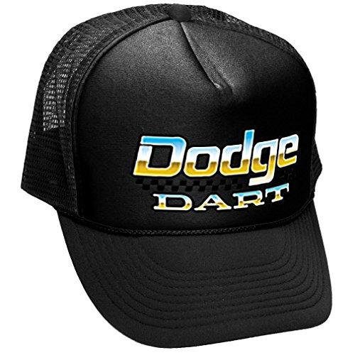 dodge-dart-officially-licensed-muscle-car-unisex-adult-trucker-cap-hat-black