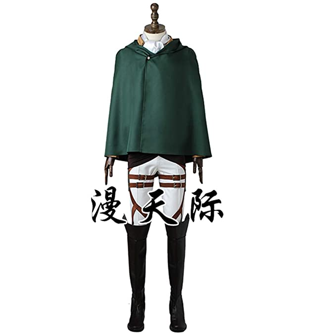 Amazon Com Attack On Titan Levi Rivaille Rival Ackerman