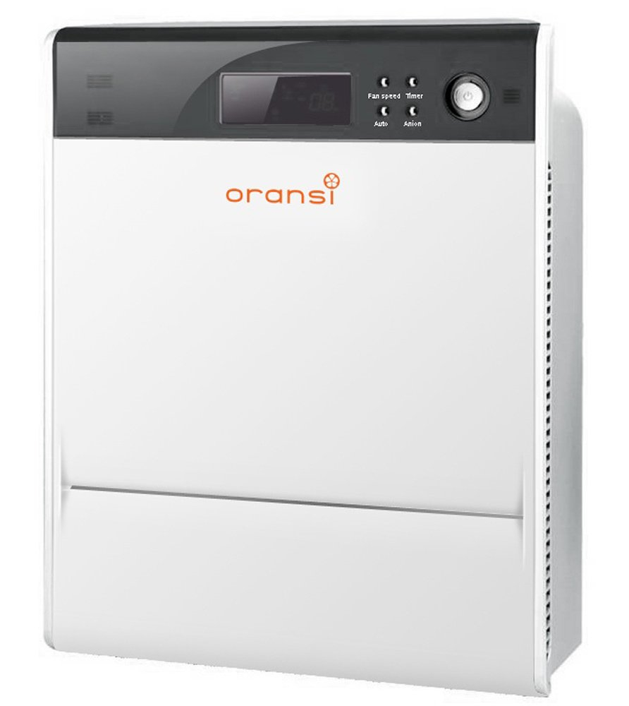 Oransi V HEPA Max Air Purifier_Oransi Max HEPA Large Room Air Purifier for Asthma, Mold, Dust and Allergies