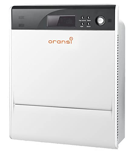 Oransi Max Large Room Air Purifier - Best Air Purifier for Mold