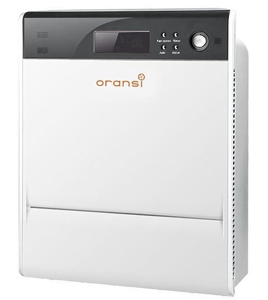 Oransi MAX Hepa Gran Sala de purificador de Aire para el asma El ...