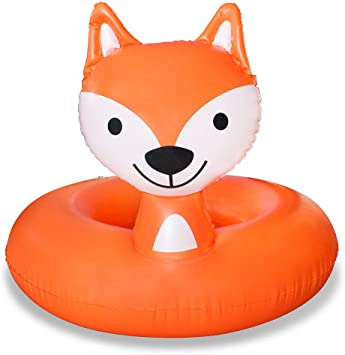 Amazon.com: Flotador inflable para piscina de unicornio ...