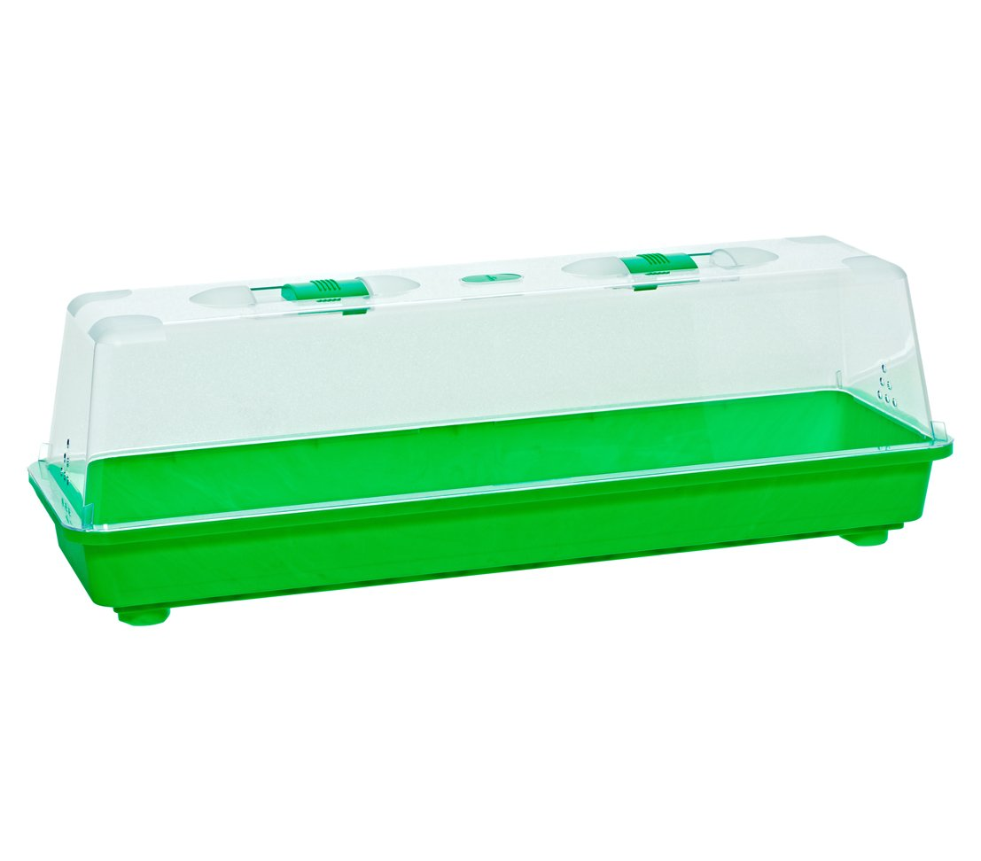 Mini-Serre en Plastique Vert 59/x 20/x 20/cm Dehner Alexander