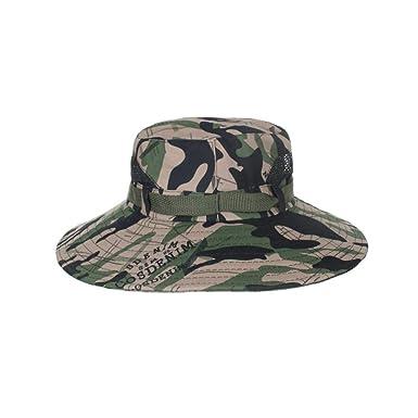 Sombrero de Verano para Pescadores, Casual, Gorro para la Cabeza ...