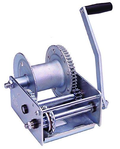 Hoist 1200 Gym Manual: Fulton K2550 0101 Brake Winch