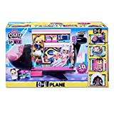 LOL Surprise OMG Remix 4-in-1 Plane Playset