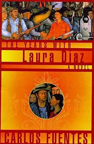 book cover of The Years With Laura Diaz