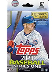 2020 Topps Series 1 MLB Baseball Retail Hanger Box