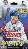 2020 Topps Series 1 MLB Baseball Retail Hanger Box