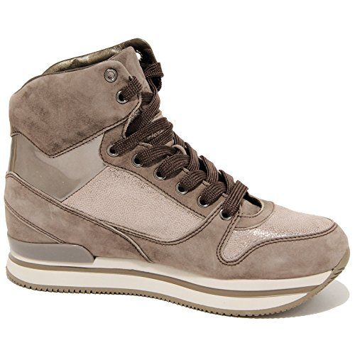 H241 woman sneaker marrone scarpe shoes Marrone HOGAN 8936N donna qHZEq