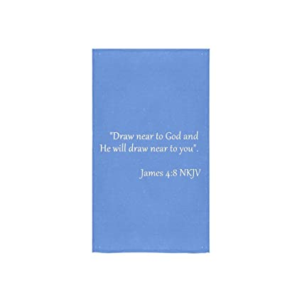 Amazon Com Christmas Thanksgiving Day Towel Bible Quotes Verse Draw