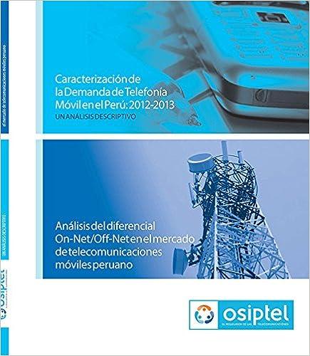 Caracterización de la Demanda de Telefonía Móvil en el Perú