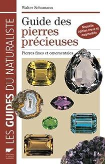 Guide des pierres précieuses par Schumann
