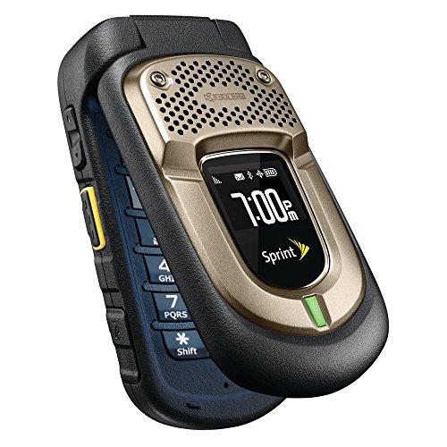Kyocera DuraXT E4277 Sprint (Renewed) (Flip Phone Unlocked Sprint)
