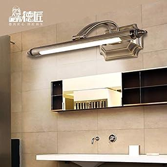 Leihongthebox Spiegelleuchte Badezimmer Lampe Spiegel ...