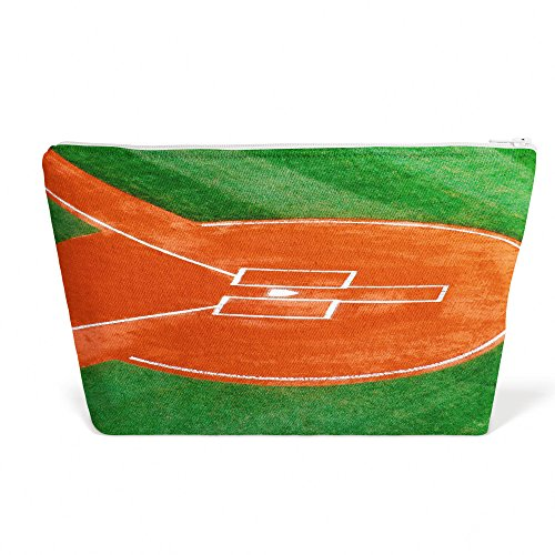 Westlake Art - Sport Venue - Pen Pencil Marker Accessory Case - Picture Photography Office School Pouch Holder Storage Organizer - 125x85 inch (D3D7E) - Infield Grass
