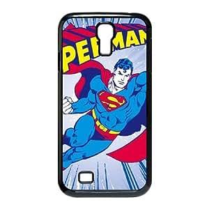Charging Superman Samsung Galaxy S4 9500 Cell Phone Case Black NiceGift pjz0035036003