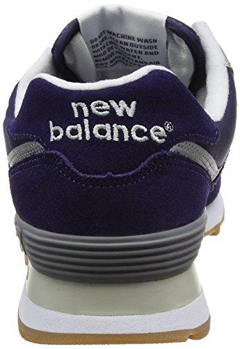 New Balance Ml574hrt, Sneakers Basses Homme Violet (Purple)