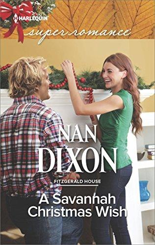 book cover of A Savannah Christmas Wish