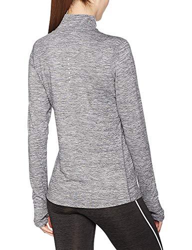 Para De Zip Nike Oscuro Gris Half Camiseta plateado Element Tirantes Mujer BUtxqFw6x