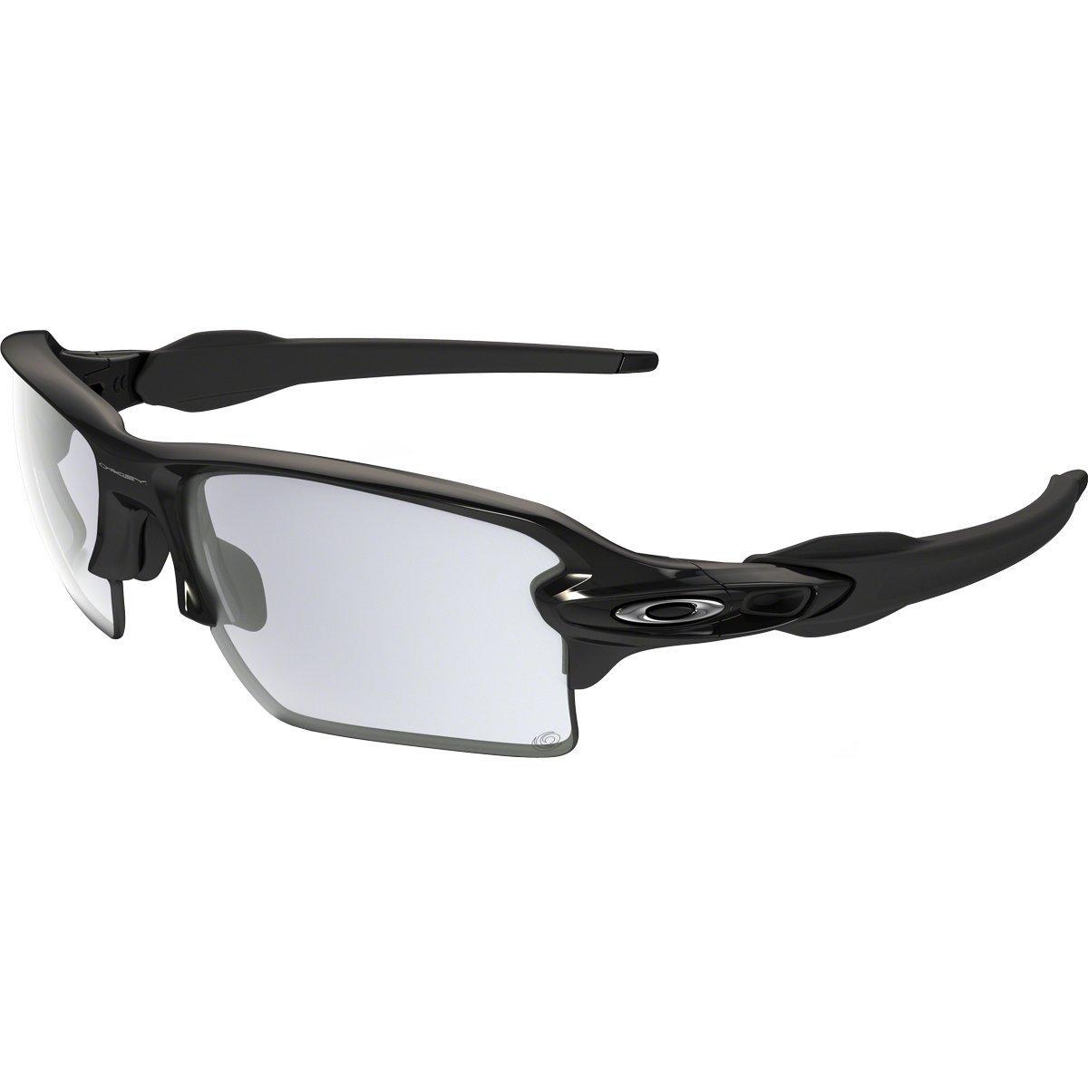 Oakley Sonnenbrille Flak 2.0 XL Gafas de Sol, Polished Black ...