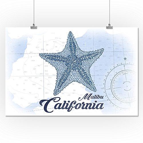 24 nbsp;stella nbsp;– Multi 16 Marina Carta Giclee California Print nbsp;– X nbsp;blu nbsp;– nbsp;coastal Icon Malibu xBwFqCOEnn
