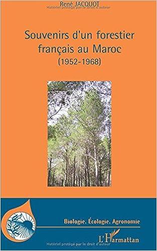 Livres gratuits Souvenirs d'un forestier français au Maroc (1952-1968) epub, pdf